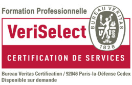 certification veriselect des formation professionnelle par le bureau veritas