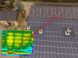 Formation Thermographie sur installations photovoltaïques
