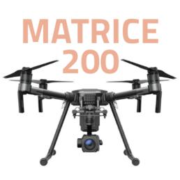Matrice 200 drone