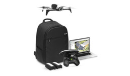 Drone Bebop 3D modeling
