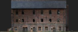 Ortho façade