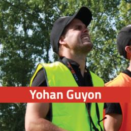 Yohan Guyon - Couverture Guyon