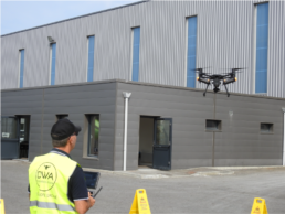 Formation professionnelle drone