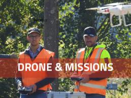 Le drone et le métier de couvreur DWA