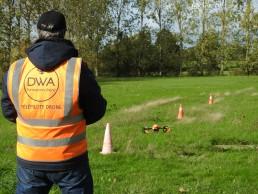 formation drone exercice en mode de pilotage atti et gps