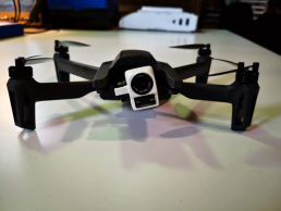 anafi thermal de parrot - formation drone