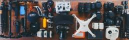 capteur photo prestation formation drone materiel