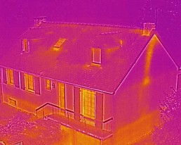 capteur thermique prestation formation drone deperdition energie