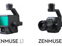 zenmuse_P1_L1_dji_drone_capteur
